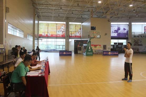 2016年贵州师范大学体育学院首届研究生教学技能大赛顺利举行图片